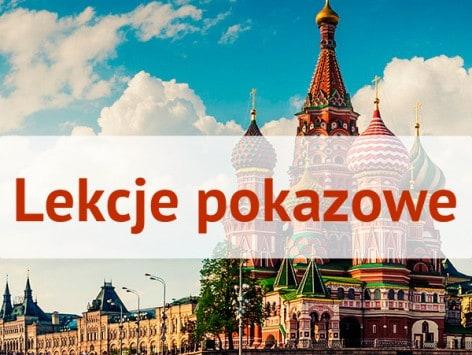 Kurs języka rosyjskiego online pokazowe