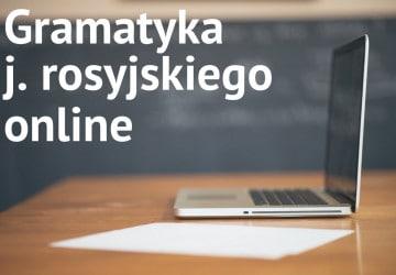kurs gramatyki języka rosyjskiego