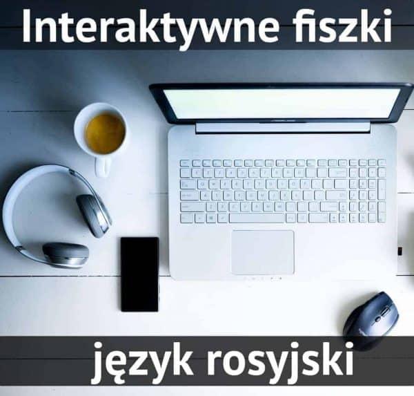 fiszki rosyjski